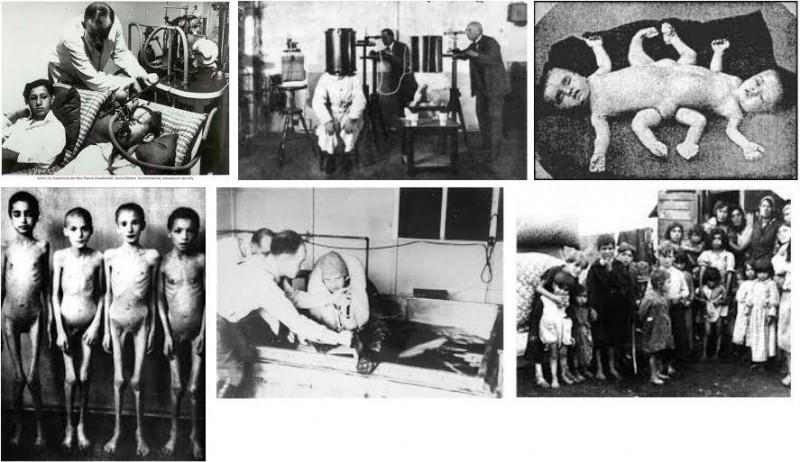 集中营里的摄影师
